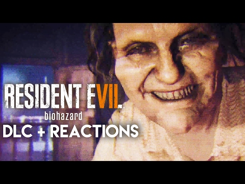 SUPER SCARY ESCAPE ROOM!! Resident Evil 7 Gameplay + Facecam - DLC Banned Footage #1(PS4 Pro)