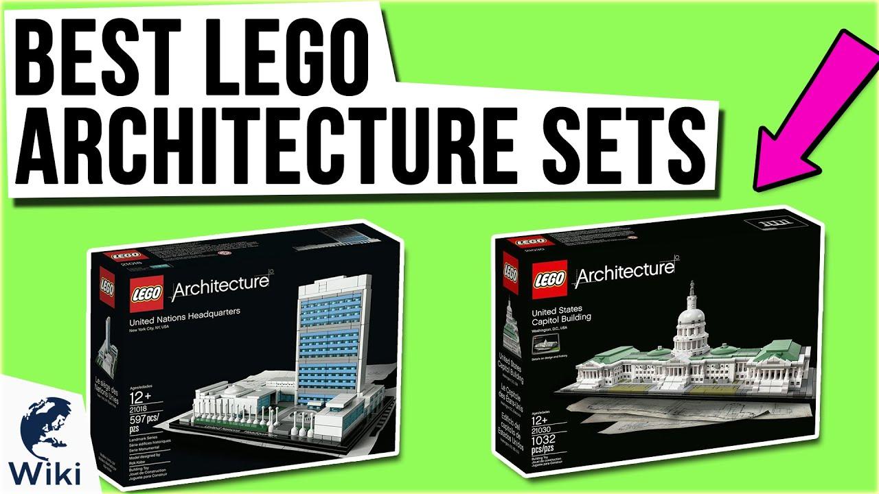 10 Best Lego Architecture Sets 2021 Youtube