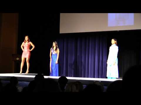 Fashion Show - Quincy High School - May 2015
