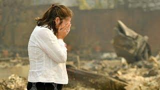 Жертв лесных пожаров в Калифорнии уже более 20 (новости)