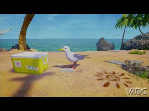 Building Interactive VR Characters in 'Gary the Gull'