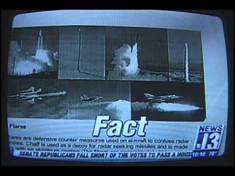 KOLD NEWS 13 Tucson Az does Hit-Piece on Chemtrails! 05/25/2011 EPIC FAIL!