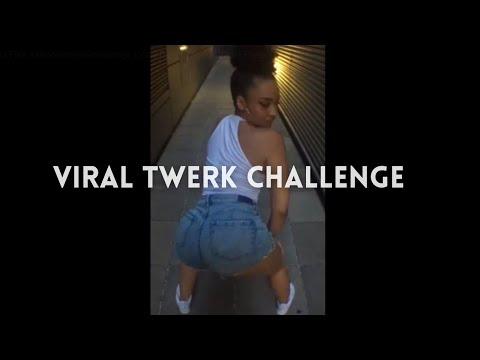 DJ Flex  #afrobeattwerkchallenge | Viral Dance Video | Janet Phoenix