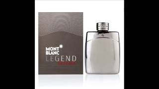 Mont Blanc Legend vs Intense