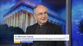 The Vatican's message to the U.S. about migration and refugees