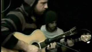The Red Jumpsuit Apparatus - Face Down (Acoustic)