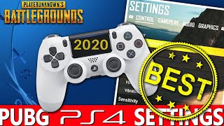 Best Settings for PUBG PS4 & Xbox One 2020