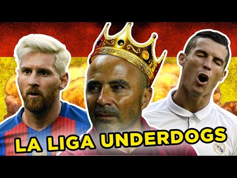 Sevilla To SHOCK Real Madrid & Barcelona To Win La Liga?! | Euro Round-Up