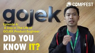 Did You Know IT?: A Day in The Life of GOJEK Product Engineer
