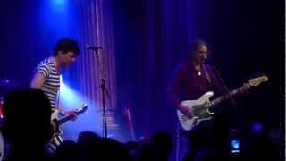 Strindbergs - Bombpartyt Live @ Nalen Stockholm 12-10-12