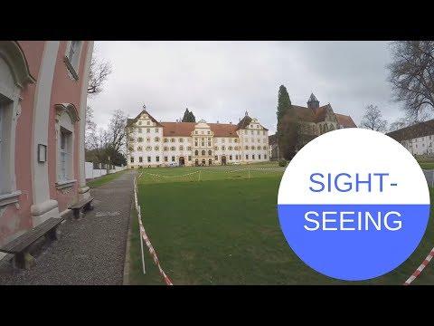 Sightseeing in Schloss Salem in GERMANY