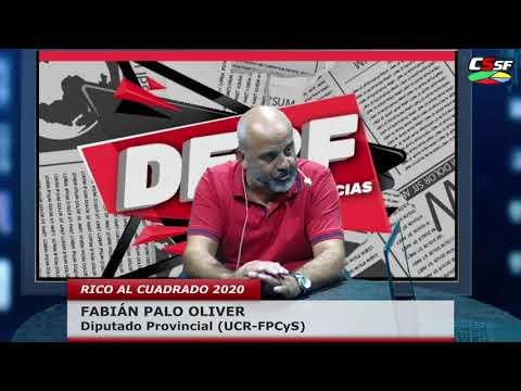 Palo Oliver: