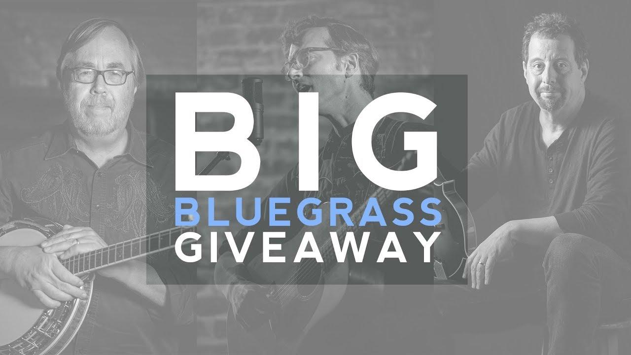 The ArtistWorks Big Bluegrass Giveaway | ArtistWorks