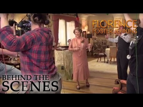 FLORENCE FOSTER JENKINS | Florence Sings | Official Behind the Scenes streaming vf