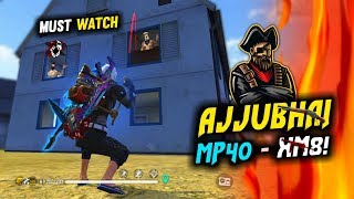 Mp40 and XM8! Best Duo Game Last Fight Game Changer - Garena Free Fire