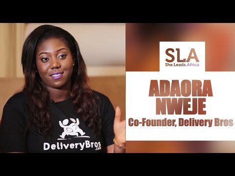 """Adaora Nweje - """"I'm leaving with a better business model"""""""