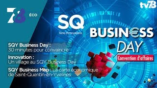 7/8 Eco : retour sur le SQY Business Day 2017