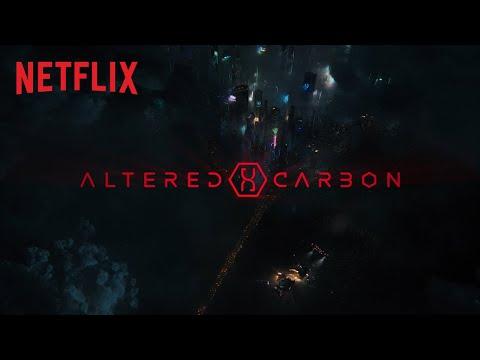 Vídeo da Segunda Temporada de ALTERED CARBON Revela Novo Elenco e Personagens