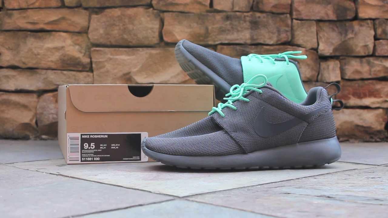 Quick Look: Nike Roshe Run -
