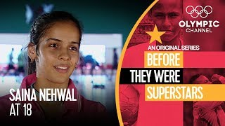 Saina Nehwal when she was 18 | Before They Were Superstars