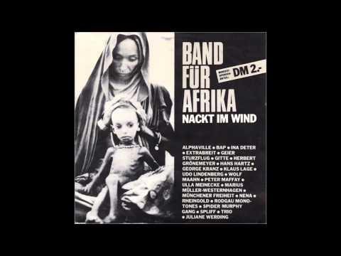 Band Für Afrika  Nackt Im Wind 12 Maxi Version