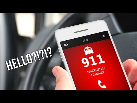 5 Crazy 911 CALLS Over Video Games