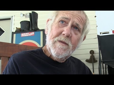 ANGRY GRANDPA'S BROUGHT TO TEARS