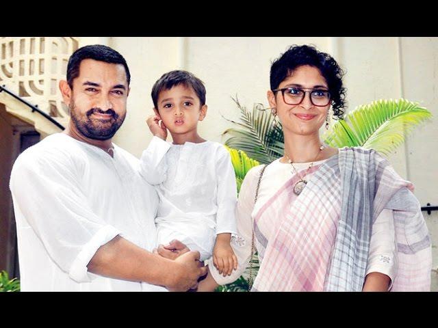 Aamir Khan With Family Video Más Popular