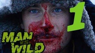 Two Best Friends Play Man Vs Wild (Part 1)