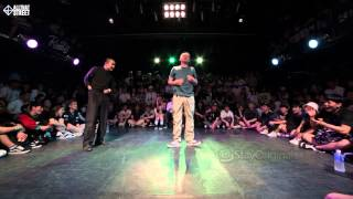 Tai vs Crazy Kyo / Pop Side / Quarter Final / Feel The Funk Vol.10 / Allthatstreet