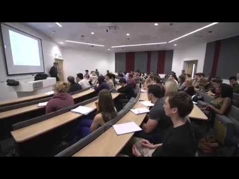BA Business Management at Sheffield University Management School