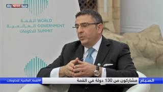 مقابلة مع مسؤول القطاع الحكومي في شركة أرنست أند يونغ جورج عطا الله