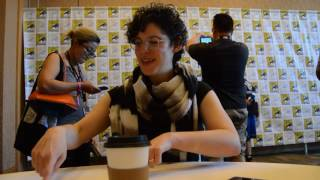 Cartoon Network's Steven Universe SDCC 2017 - Interview with Rebecca Sugar