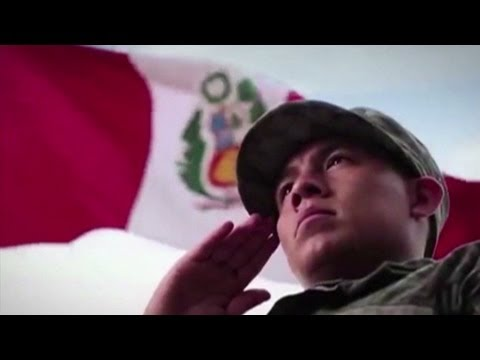 Paying to avoid military draft in Peru