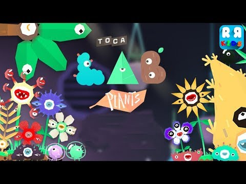 Toca Lab: Plants (By Toca Boca AB) - New Best App for Kids