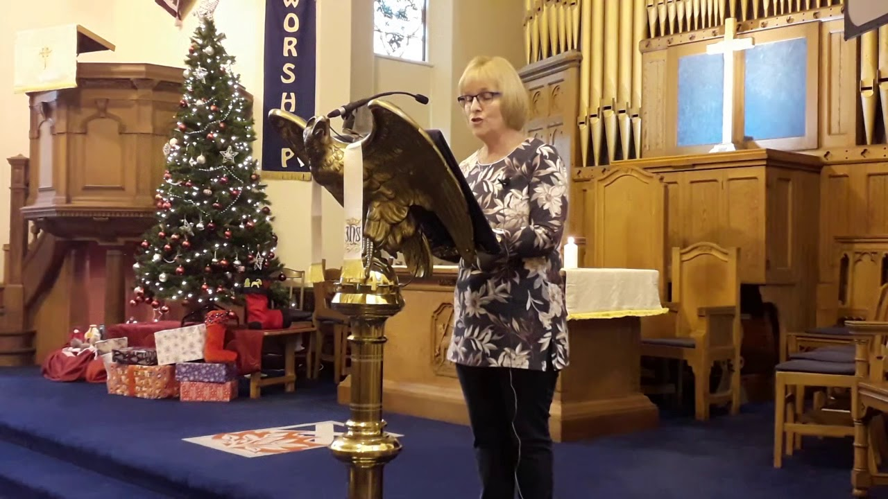 Sunday Sermon 13 December- What Do You Do Now?