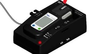 Drager X AM 2000 How to Calibrate Gas Detectors. (Как калибровать Газ детекторы на судне)