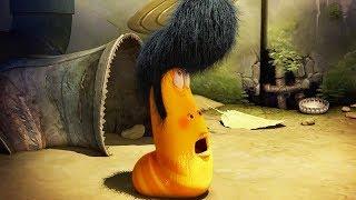 LARVA - HAIR CUT | Cartoon Movie | Videos For Kids | Larva Cartoon | LARVA Official