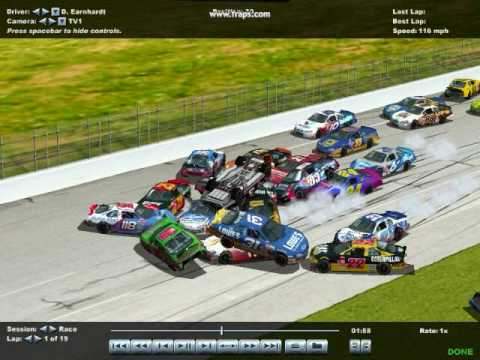 Related Keywords & Suggestions for nascar racing 4