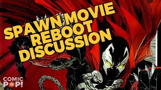 The Spawn Movie Reboot ft. Jawiin
