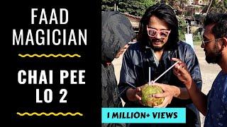 FAAD MAGICIAN- CHAI PEE LO PART 2 ft. Kisna | RJ ABHINAV thumbnail