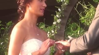 Joey and Katie's Wedding Ceremony