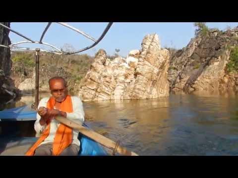 Marbel rock - at narmada river