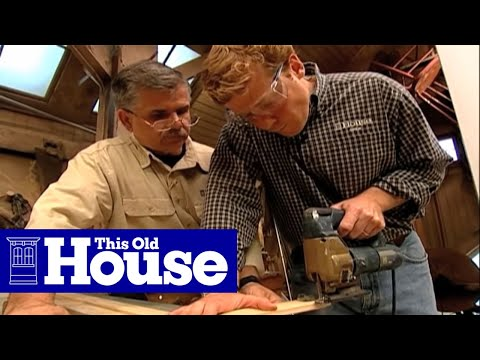 how to install window trim this old house youtube