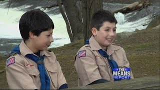 Two Boy Scouts Hailed Heroes After Their Leader Was Attacked From A Bear