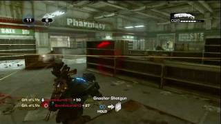 Gears of War 3 - TDM on Checkout