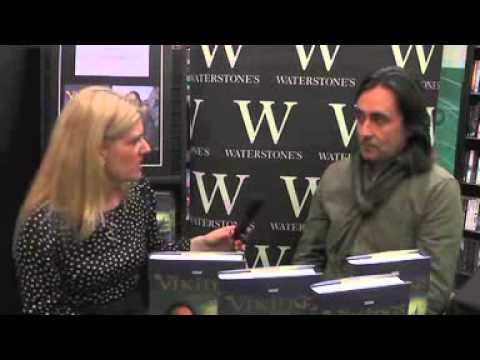 Neil Oliver talks about his new book Vikings