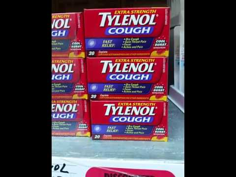 Dworkin's Cash and Cary (Wholesale Pharmacy Supplies- Tylenol)