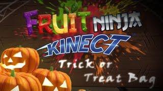 Fruit Ninja Kinect: Trick or Treat Bag