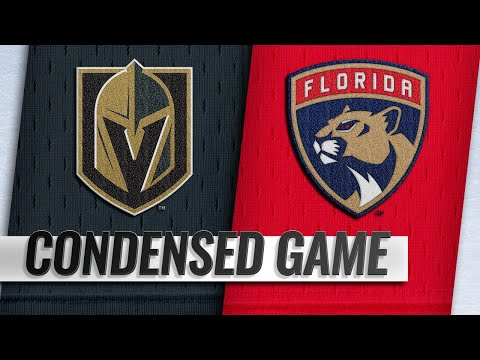 02/02/19 Condensed Game: Golden Knights @ Panthers